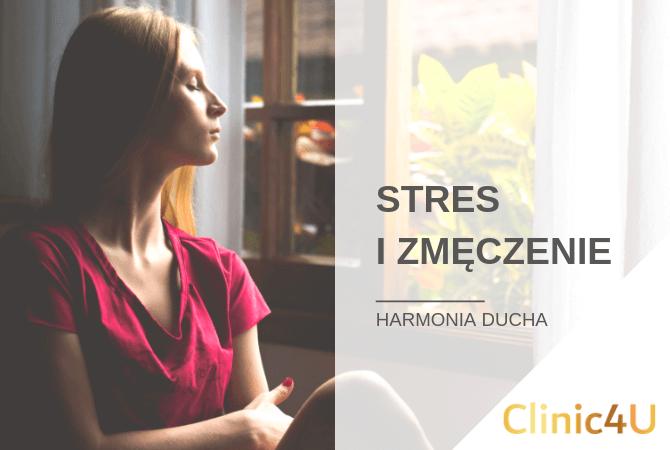 Kroplówka na stres i zmęczenie - Clinic4U