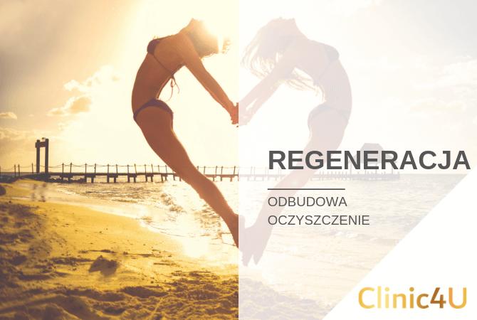 Kroplówka regenerująca - Clinic4U